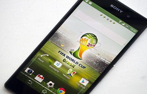 Dünya Kupası resmi telefonu Xperia Z2 oldu