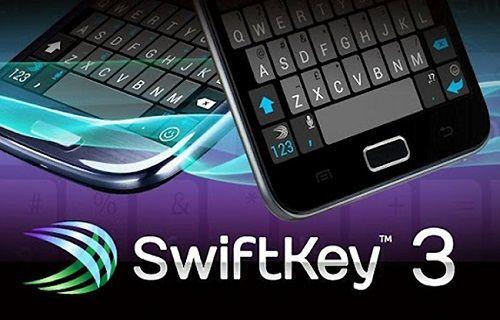 Efsane Klavye SwiftKey Artık Ücretsiz!
