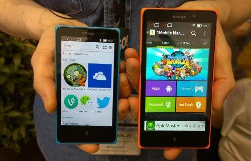 Nokia Store, Nokia X serisi için güncellendi