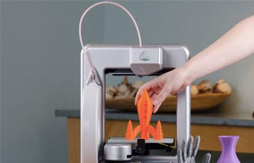 Kullanımı en kolay 3D Yazıcı: Cube2
