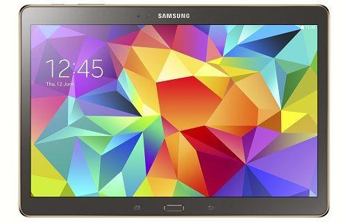 Samsug, Super AMOLED ekranlı Galaxy Tab S 8.4 ve 10.5 tabletleri duyurdu
