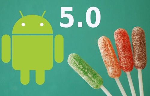 Android 5.0'a dair ilk ipucu Google'dan geldi