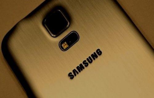 Samsung Galaxy F (Prime)'nin altın renkli modeli sızdı