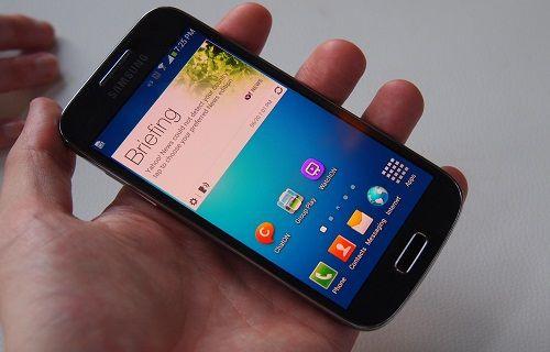 Galaxy S4 mini KitKat'e kavuştu
