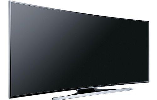 Samsung Ultra HD kavisli  TV ailesini genişletti