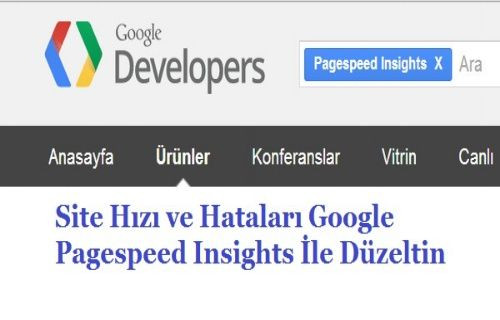 Google, mobil ve masaüstü sitelerin hızını ölçen PageSpeed aracını güncelledi