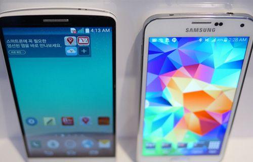 Samsung ve LG'nin yeni amiral gemileri çok yakında!
