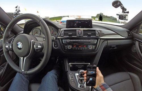 GoPro'nun aksiyon kameraları BMW'lere entegre ediliyor [Video]