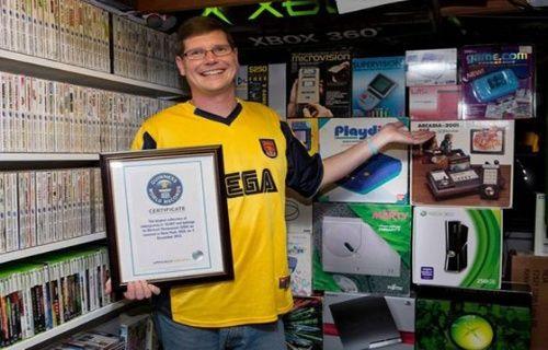 Otuz yıl boyunca biriktirilen oyun koleksiyonu rekor fiyata satıldı