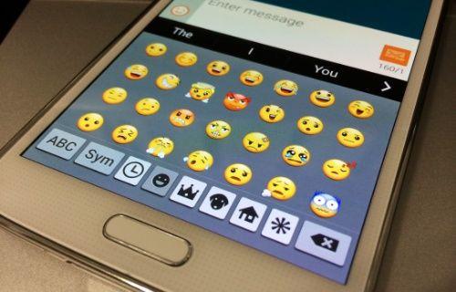 Mobil platformlara 250 adet yeni Emoji geliyor