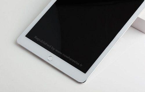 iPad Air 2 Görüntülendi