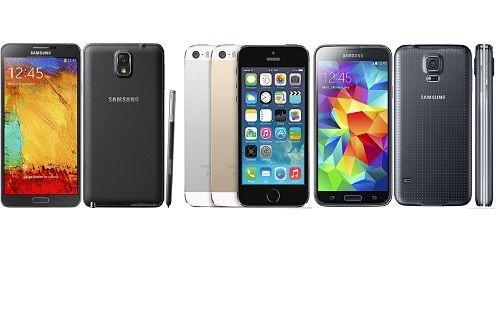 Galaxy S5, Galaxy Note 3 ve iPhone 5S Fotoğraf Karşılaştırma