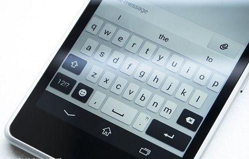 Xperia klavye güncellendi [APK dosyası]