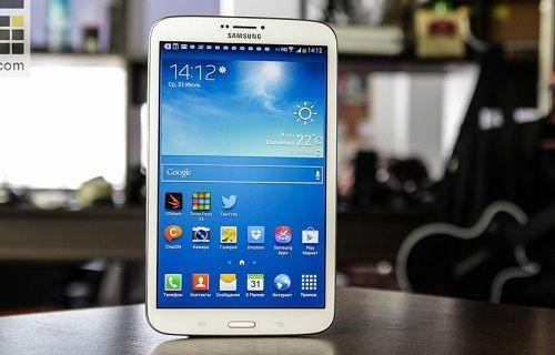 Galaxy Tab 3 8.0 için KitKat dağıtımı başladı