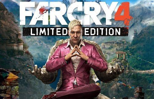 Far Cry 4'ün oynanış videosu yayımlandı!