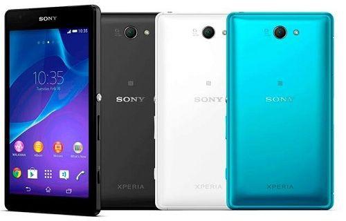 Sony, Xperia Z2a'yı duyurdu