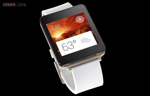 LG'nin akıllı saati bir kez daha kameralara yakalandı
