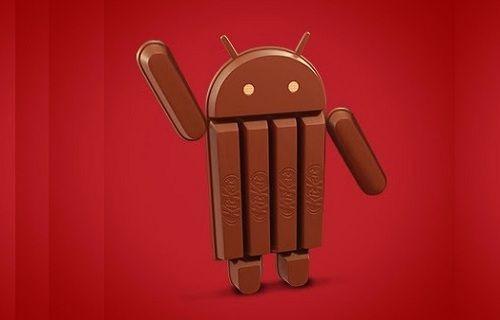 Android 4.4.4 güncellemesi başladı