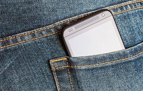 Telefonunuzu cebinizde şarj eden akıllı pantolon!