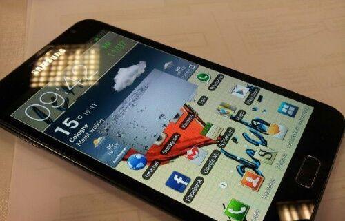 Samsung Galaxy Note 4, ince ve keskin kenarlarıyla göründü!