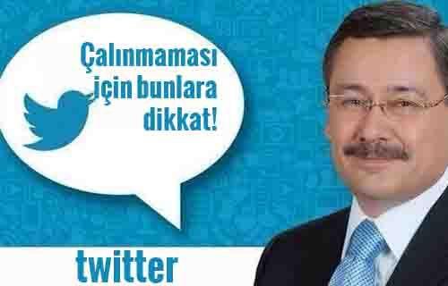 Twitter hesabınızı nasıl korursunuz?
