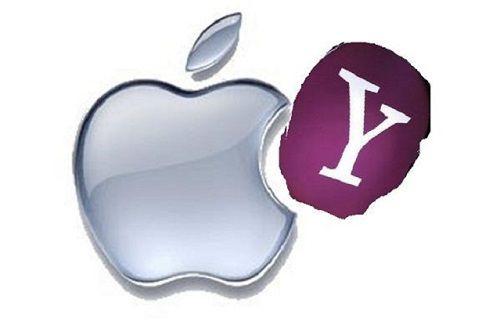 Apple Yahoo'yu dışladı!
