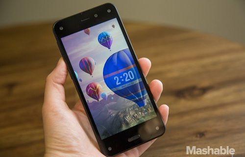 Amazon Fire Phone satışları 2-3 milyonu bulabilir