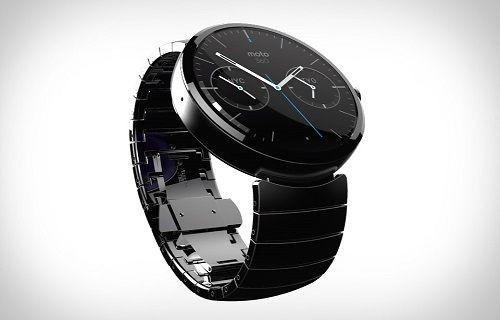 İddia: Motorola, Moto 360'da kablosuz şarj teknolojisi kullanacak!