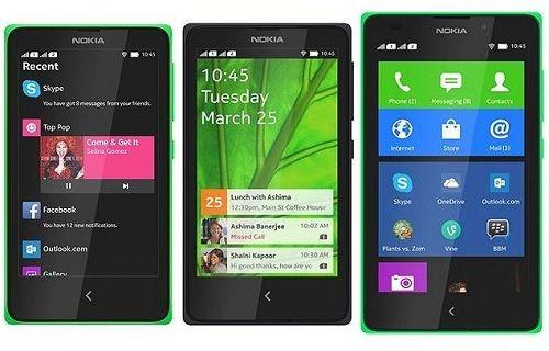 Nokia X, X+, XL sahiplerini üzen açıklama