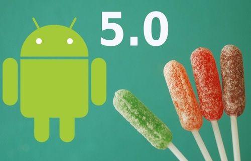 Android 5.0'ın kilit ekranı ortaya çıktı