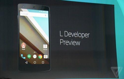 Google, Android L'nin geliştirici önizleme sürümünü duyurdu