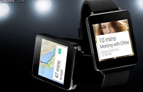 Google IO: LG G Watch resmiyet kazandı