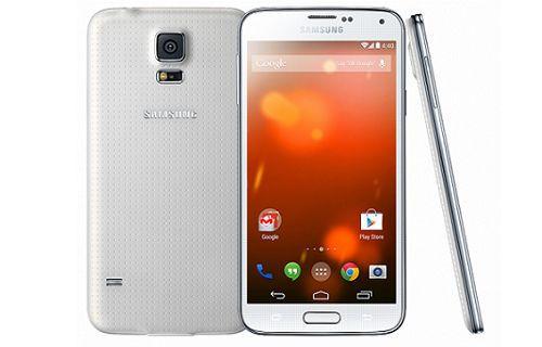 Galaxy S5 Google Play Edition kısa süre içerisinde tanıtılabilir
