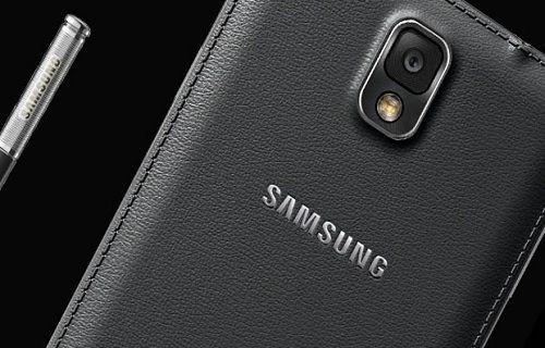 Galaxy Note 4'te OIS teknolojili kamera kullanılabilir