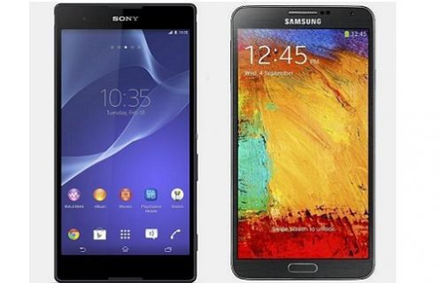 Sony Xperia T2 Ultra ve Samsung Galaxy Note 3 Fotoğraf Karşılaştırma Testi