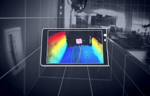 Google, Projet Tango tableti için LG ile çalışacak