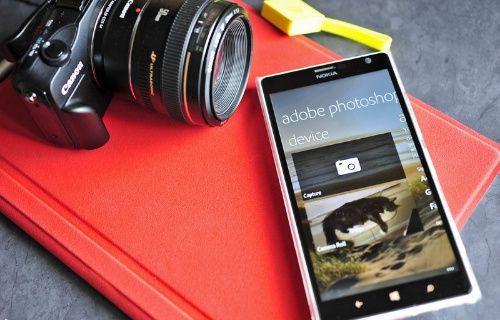 Photoshop Express sonunda Windows Phone'a geldi