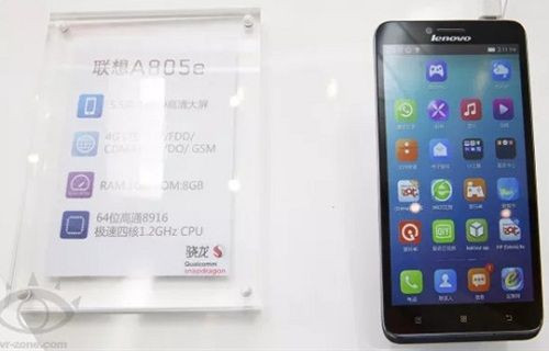 64-bit destekli ilk Android telefon tanıtıldı
