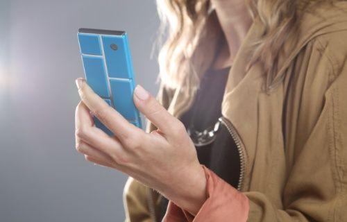 Google'ın modüler akıllı telefonu Projet Ara denendi! [Video]