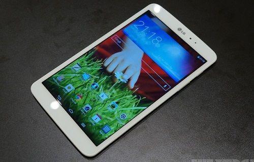 LG G Pad 8.3 için yeni bir güncelleme dağıtımı başladı