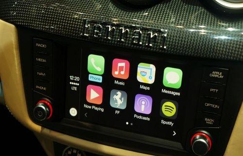 Apple CarPlay hızla yayılıyor
