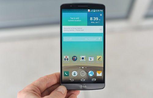Snapdragon 805 işlemcili LG G3 onaylandı