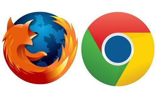 Chrome masaüstü tarayıcı rekabetinde Firefox ile arayı açıyor