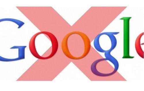 Google'dan kendimi nasıl silerim?