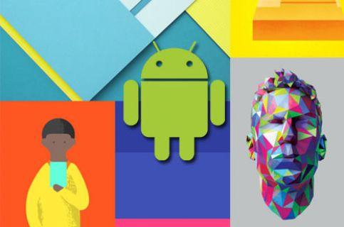 Android KitKat vs Android L: Görsel karşılaştırma
