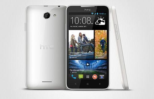 HTC'den giriş seviyesi akıllı telefon: Desire 516
