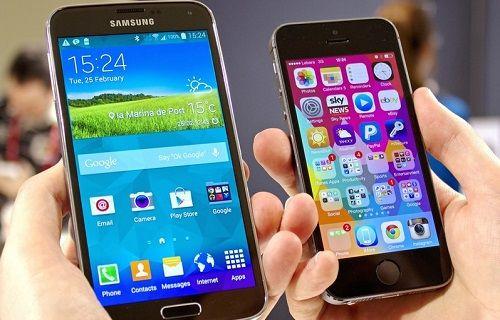Samsung, Galaxy S5 reklamında iPhone'u hedef aldı