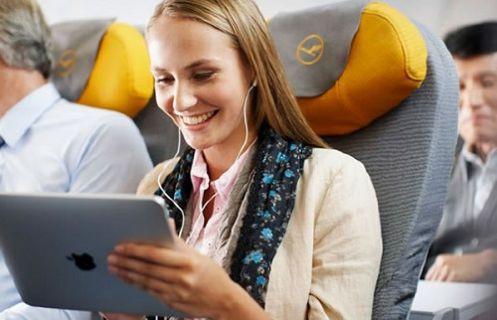Uçarken internette gezmek oldukça güzel ya maliyeti?