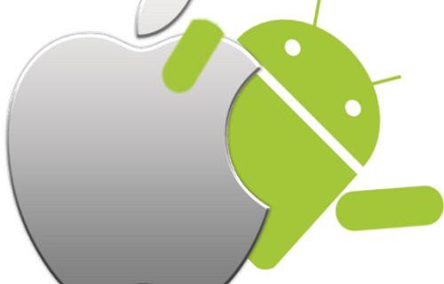 iOS ve Android'in Amerika'daki yarışında kim önde?
