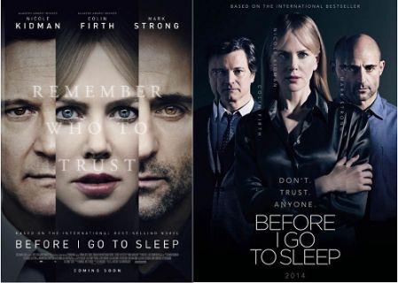"""Nicole Kidman'ın """"Before I Go to Sleep'in"""" fragmanı yayınlandı"""